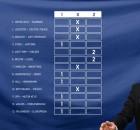 Niklas Holmgren sätter grundraden på Stryktipset – vecka 43